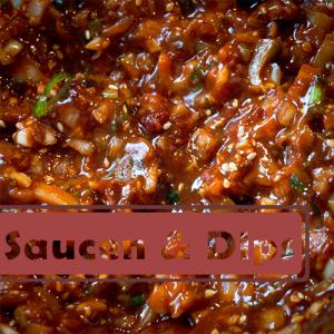 Sauchen & Dips
