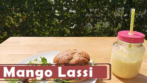 Original indischer Mango Lassi