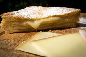gegrilltes Monte Cristo Sandwich