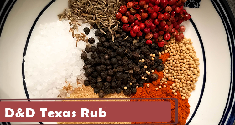 D&D Texas Rub