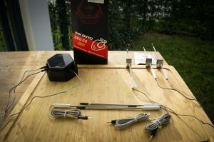 Inkbird Barbeque Fleisch Thermometer