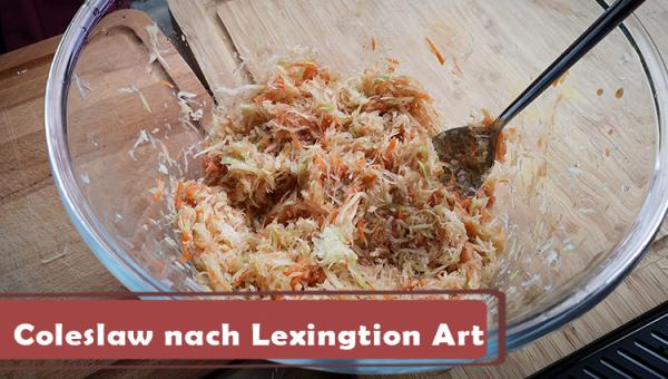 Coleslaw nach Lexington Art