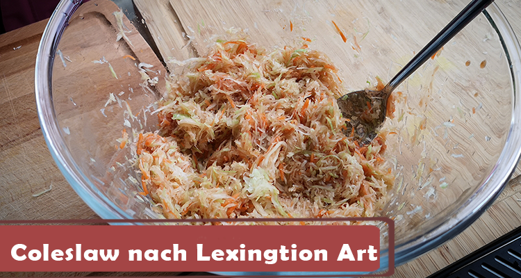 Coleslaw nach Lexington Art