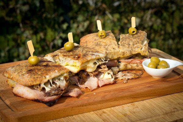 Kubanisches Sandwich