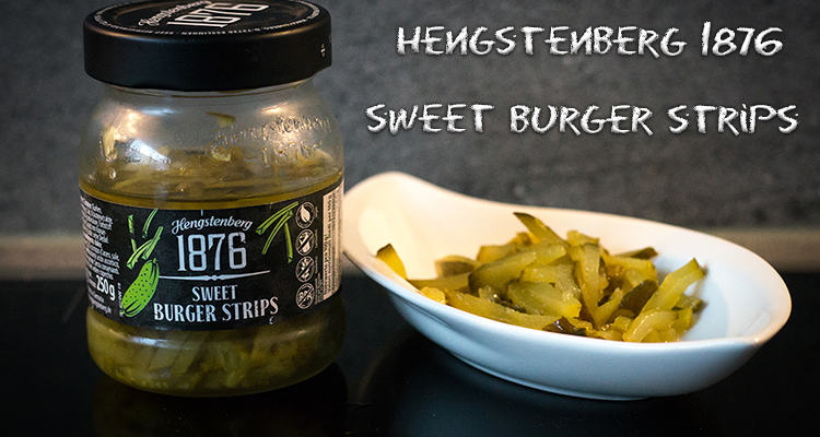 Hengstenberg 1876 – Sweet Burger Strips