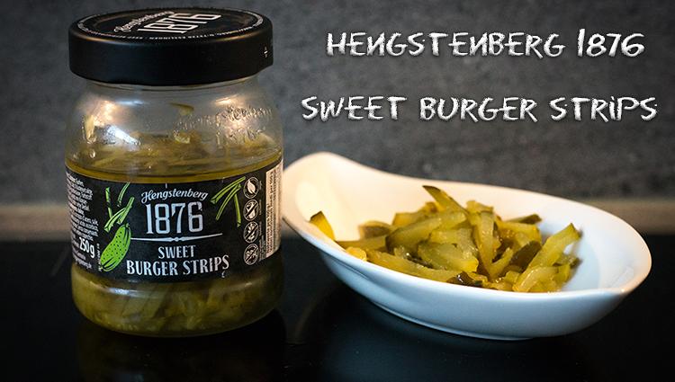 Hengstenberg 1876 – Sweet Burger Strips