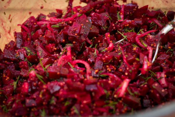 Rote Bete Salsa