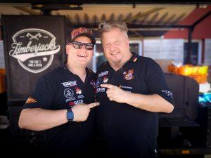 Team BBQ Wiesel
