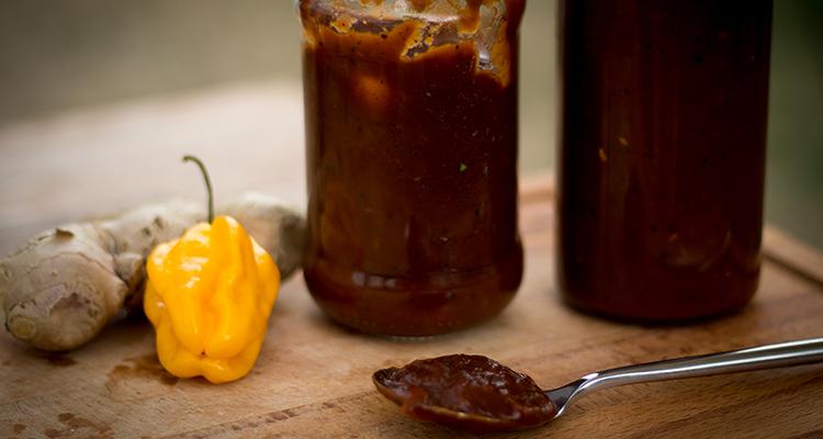 Tamarind BBQ Sauce