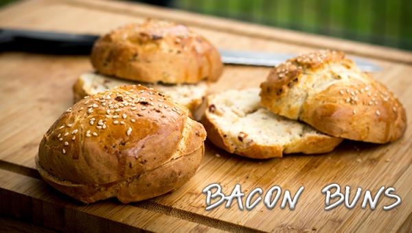 Bacon Buns