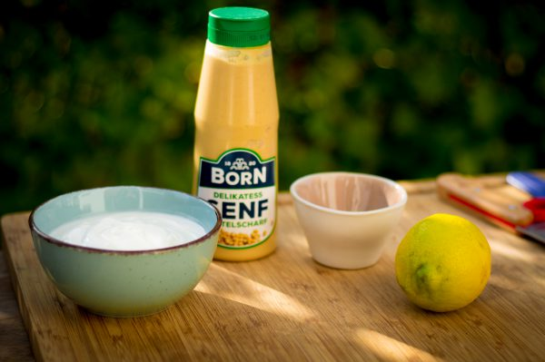 Senf Sauce
