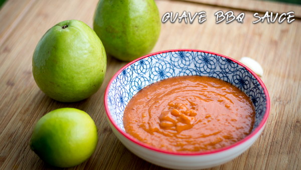 Guave BBQ Sauce