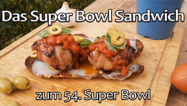super bowl Sandwich