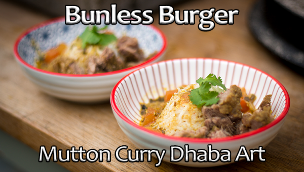 Mutton Curry Dhaba Art - Indisches Lamm Curry aus dem Dutch Oven