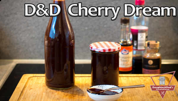 Cherry BBQ Sauce - D&D Cherry Dream