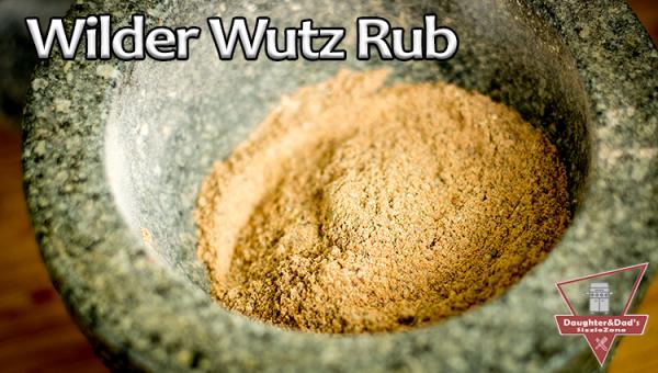 Wilder Wutz Rub