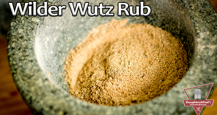 Wilder Wutz Rub
