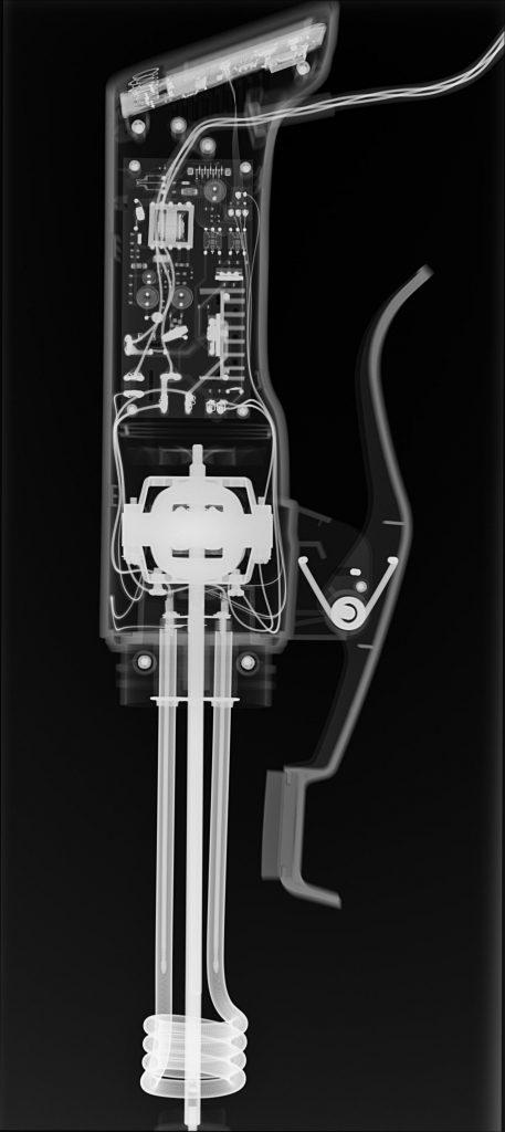 Röntgenbild Inkbird Sous Vide Stick ISV-100W