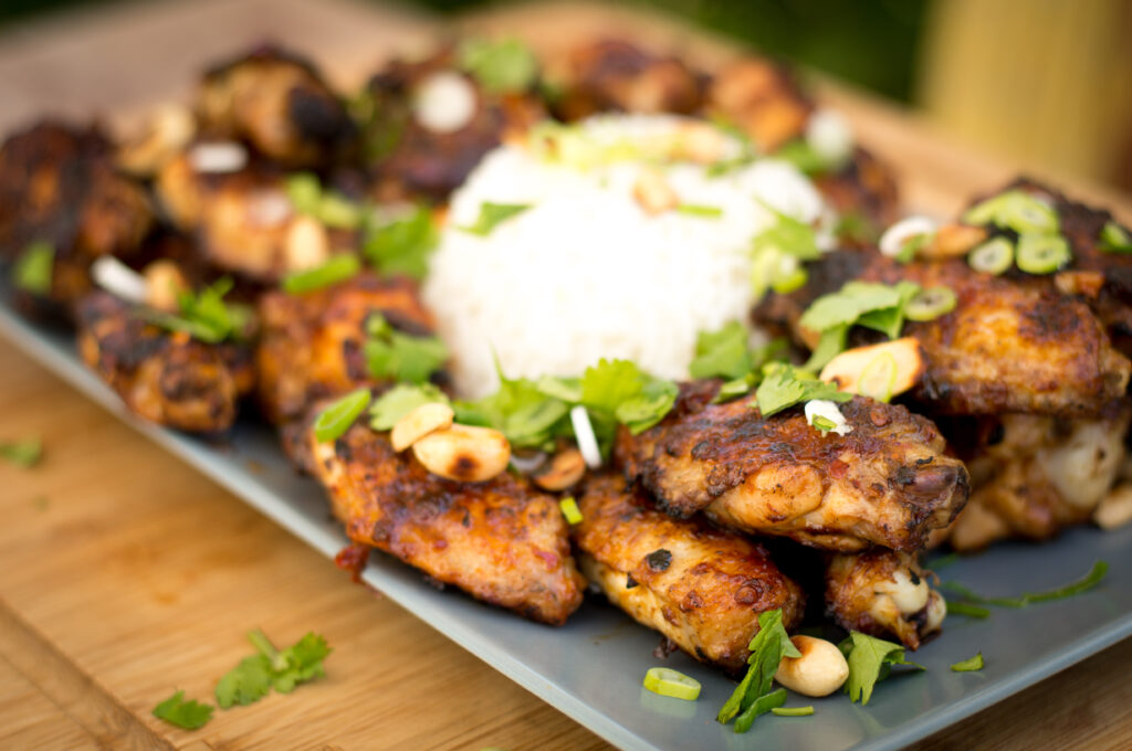 Thailandische Chicken Wings