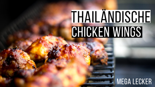 Thailandische Chicken Wings super lecker