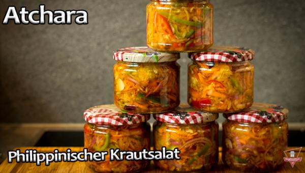 Atchara - Papaya Pickles