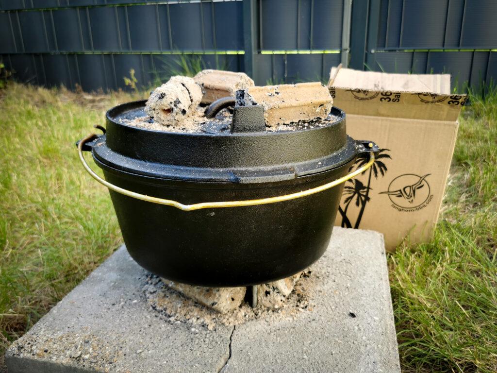Longhorn-BBQ Briketts