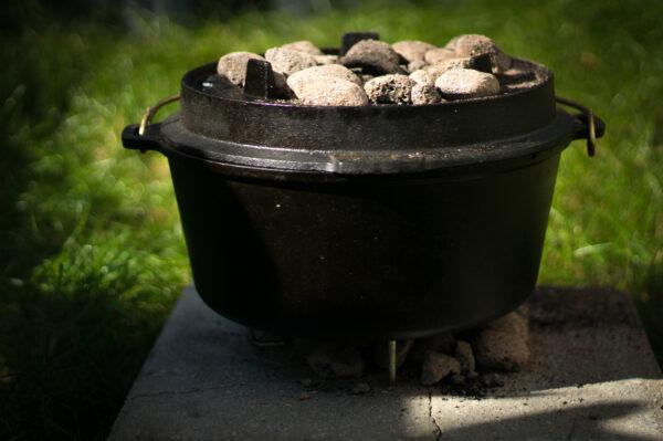 Dutch Oven BBQ Torro