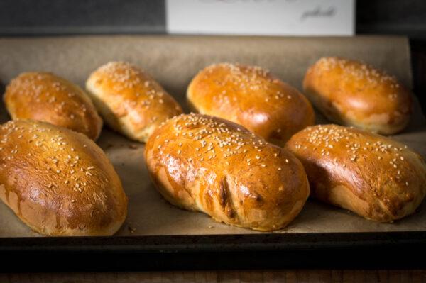 Brioche Hot Dog Buns