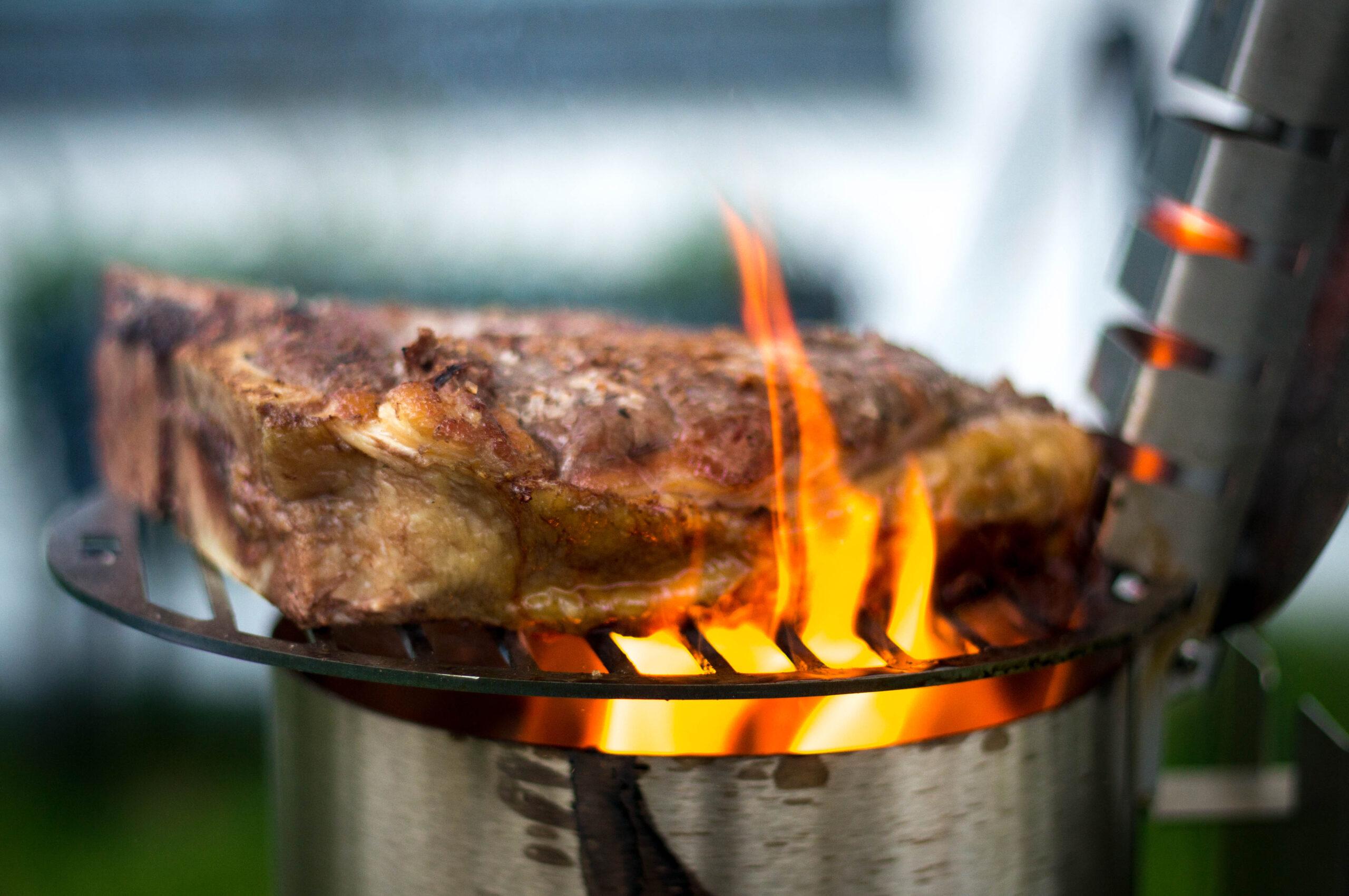 Laseraffe - Steak richtig Sous Vide zubereiten