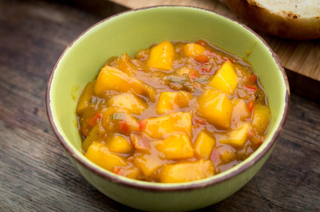 indisches Mango Chutney