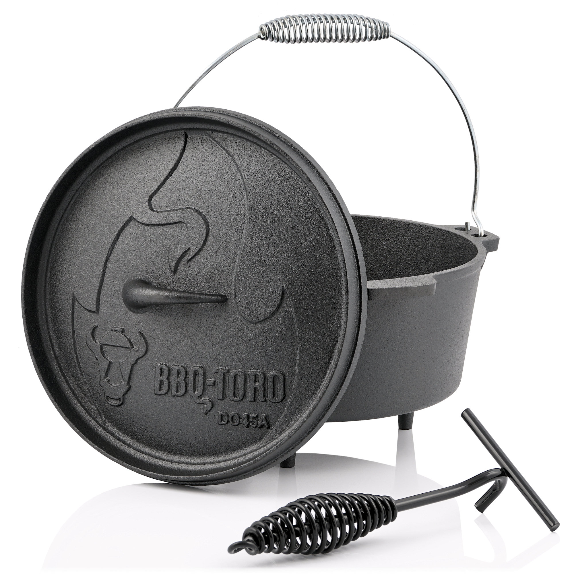 BBQ Toro Dutch Oven