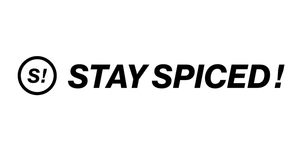 stay spiced!