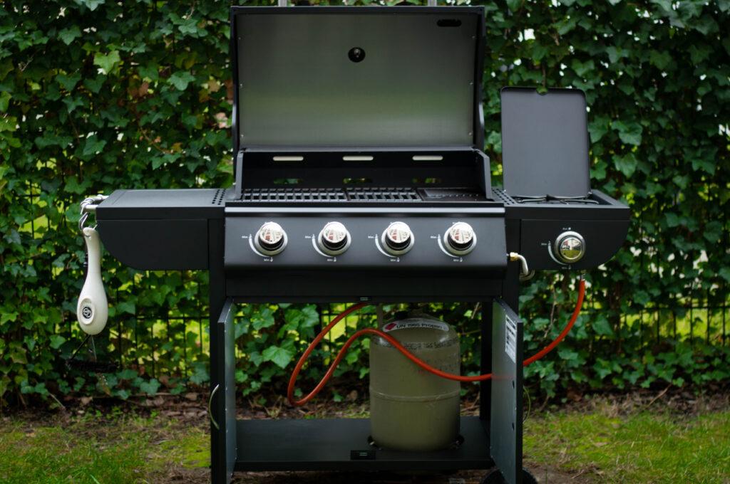 Hoher Deckel - Mayer Barbecue