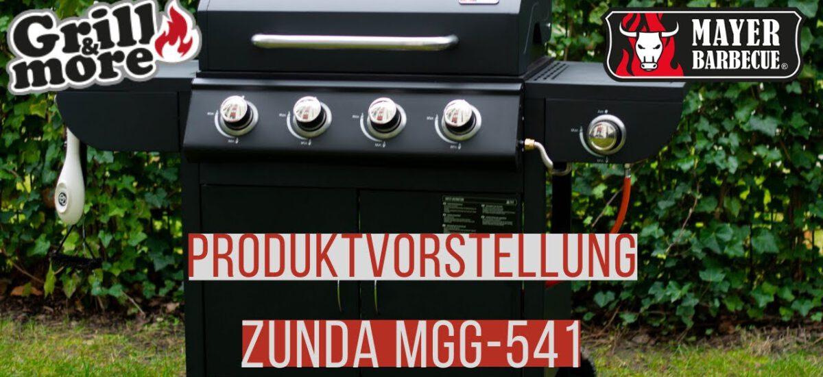 Zunda Gasgrill MGG-541 von Grill & More