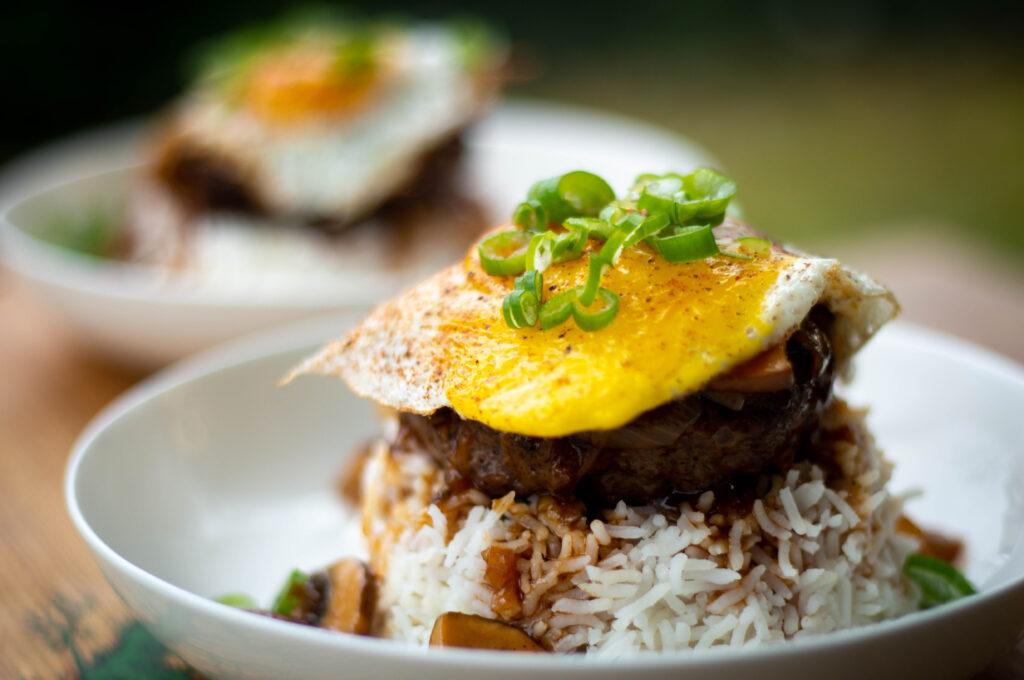Loco Moco - Der Hawaiianische Burger