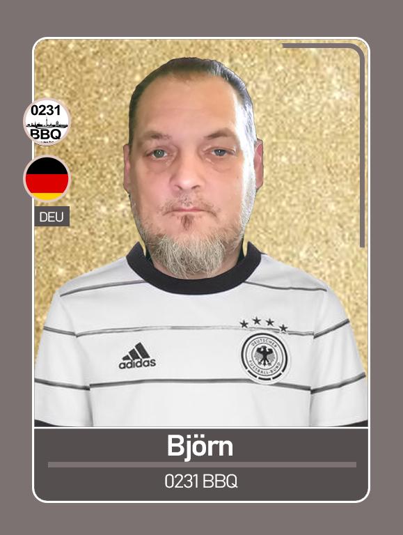 0231 BBQ - Björn