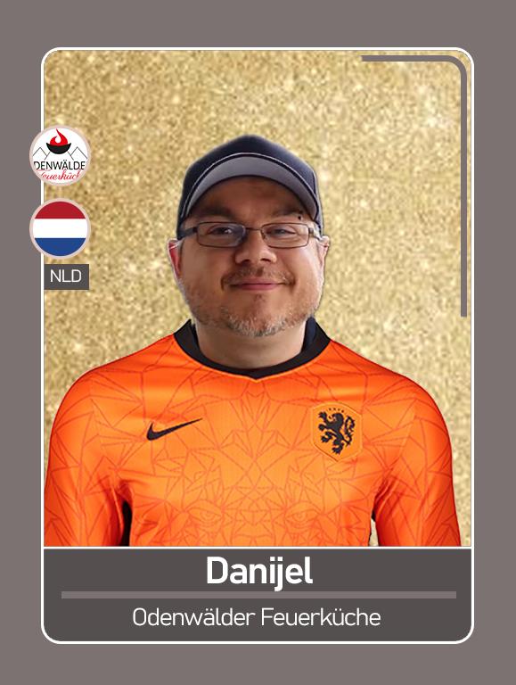Odenwälder Feuerküche - Danijel