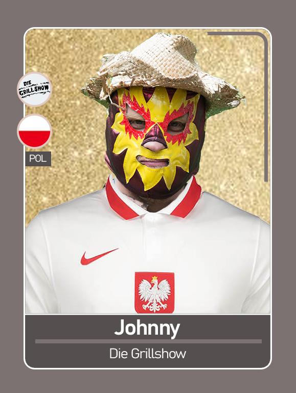 Die Grillshow - Johnny