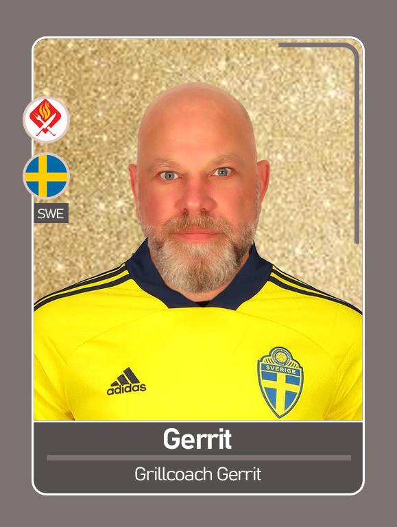 Grillcoach Gerrit - Gerrit