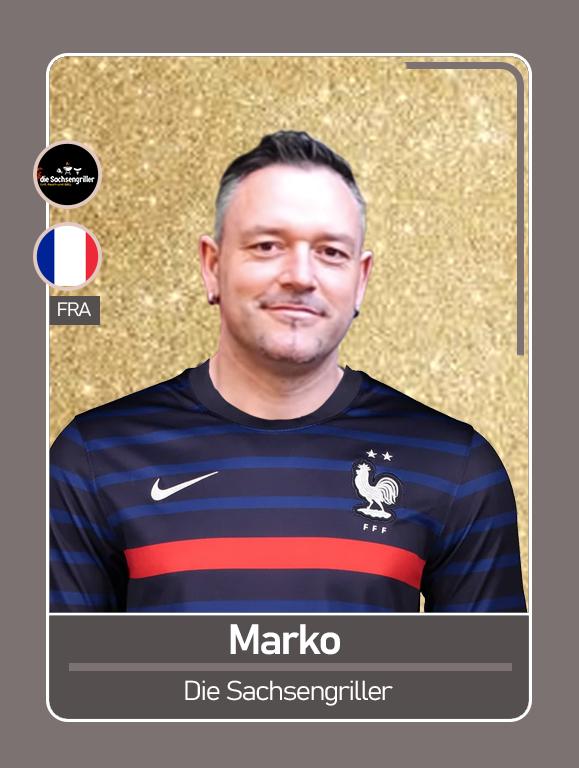 Die Sachsengriller - Marko