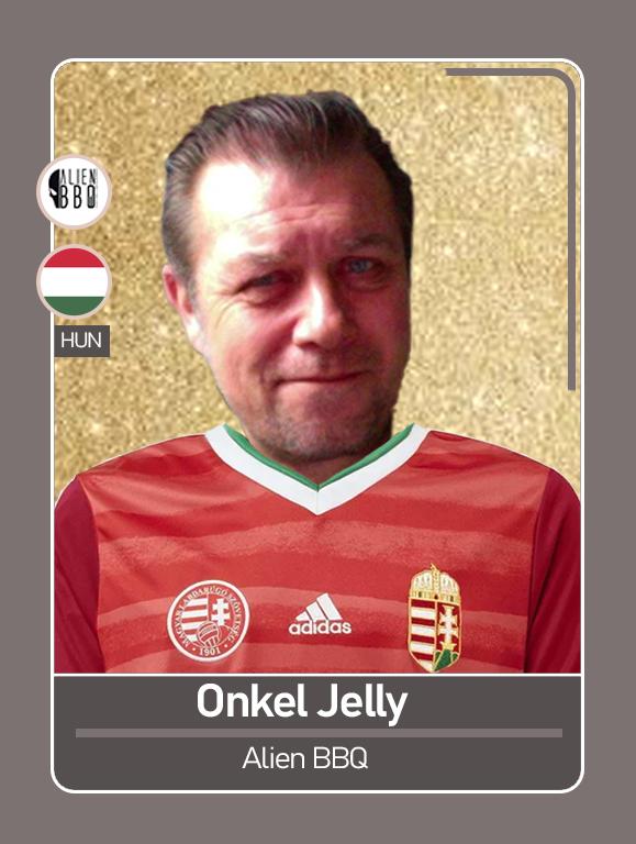 Alien BBQ - Onkel Jelly