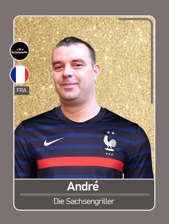 Die Sachsengriller - Andre