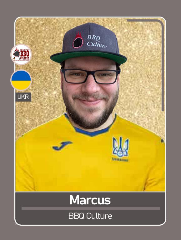 bbq culture  Markus