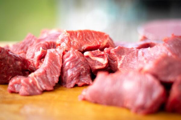 Rinderhüft Steak