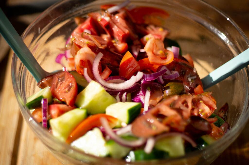 Beilage Salat