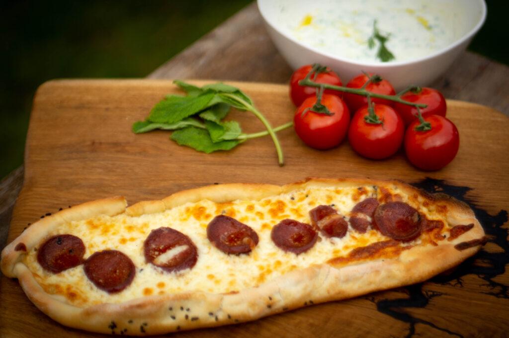 Türkische Pide - Die türkische Pizza