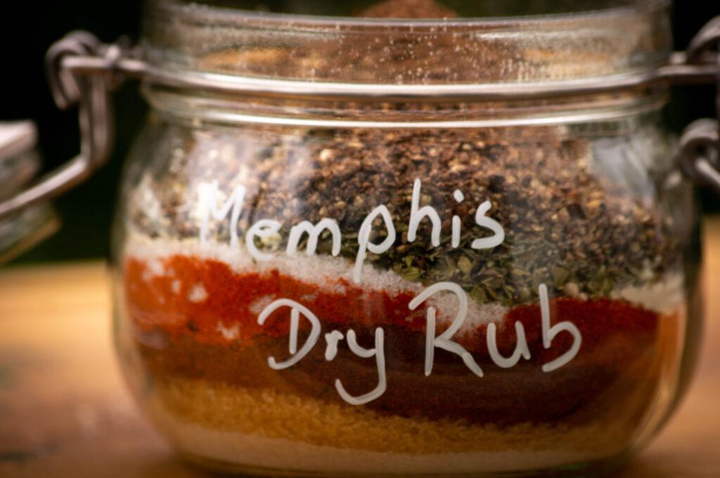 Memphis Dry Rub