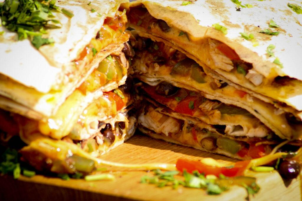 Quesadillas - Grilled Chicken