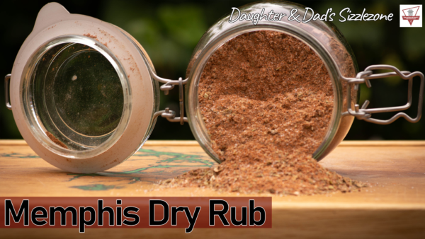 Memphis Dry Rub- Rib Rub