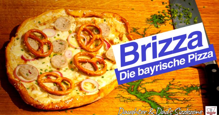 Brizza die bayrische Pizza